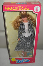 #9409 NIB Mattel Ma Ba Japan Fantasy City Colleciton Barbie Foreign Issue