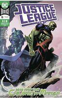 Justice League #16 Children of Mars DC Universe Comic 1st Print 2019 unread NM