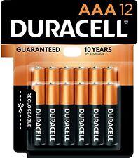 DURACELL® Coppertop   AAA Alkaline Batteries   MAR*2029   MN15RT12   (12pk)