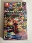 Mario Kart 8 - Deluxe Nintendo Switch Racing Game Brand New Factory Sealed