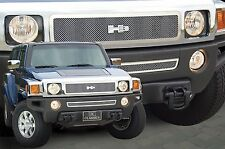 2006-2009 Hummer H3 Fine Mesh Grille - Mirror Stainless Steel - E&G 1355-0102-06