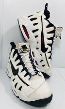 New listing Nike Air Max Men's Shoes White Black 429749-165 Size 11.5