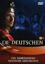 Die Deutschen (10 DVDs im Geschenkschuber) von Olaf Götz,... | DVD | Zustand gut