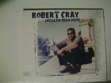 Robert Cray Band - Shoulda Been Home (CD, May-2001, Rykodisc) NM+++