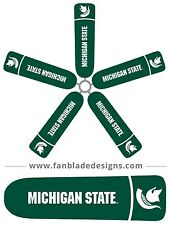Michigan State Ceiling Fan Blade Covers