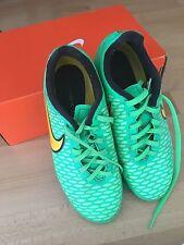 Fußball Schuhe Fußballschuhe  Für Draußen Gr 36 steht 36,5 Nike Magister Grün