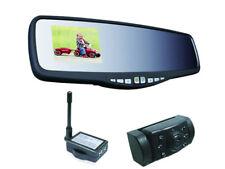 ProUser Funk Rückfahr Kamera Rückspiegel Einparkhilfe Rückfahrvideosystem APB100