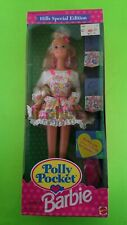 Polly Pocket Barbie Set, Brand New In Box, Hills Special Edition, 1994, #12412