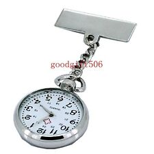 10pcs Fashion Fob Nurse Key Chain Doctor lady brooch watches gifts LK11