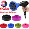 Universal Hairdressing Blower Cover Styling Salon Curly Tool Hair Dryer Diffuser