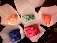 75 piece Mini Candle Wax Melts Tarts Strongly Scented Yankee Types Very Strong!