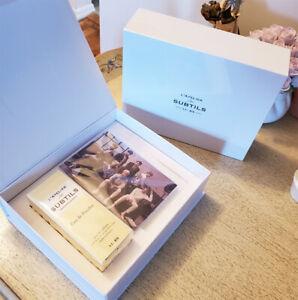 BTS x VT Perfume Jimin Version Poudre L'ATELIER SUBTILS 15 Postcards (US Seller)
