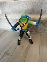 """2015 Paramount Playmates Teenage Mutant Ninja Turtles Leonardo 11"""" Action Figure"""