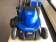 Kobalt Tools 80V Brushless Self-Propelled Push Mower (Va1032534)
