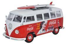 Coca-Cola Diecast Buses