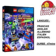 Lego - DVD Super Heroes La ligue des justiciers Bizarro Batzarro 3000062305 NEUF