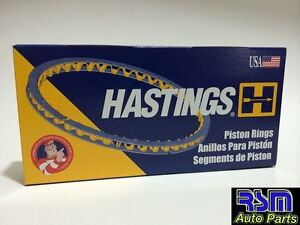 Hastings Pistons Rings Mitsubishi Galant Eclipse Expo 2.4L 4G64