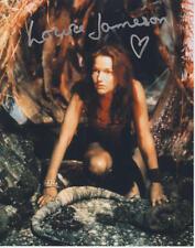 "Louise Jameson Leela in Doctor WHO original signed 8x10"" photo Autogramm 20x25cm"