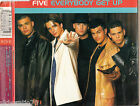 FIVE Everybody Get Up CD Single