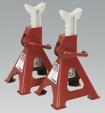 Sealey VS2003 Axle Stands 3 T Capacity per Stand