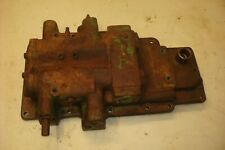 1966 Oliver 1550 Gas Tractor Hydraulic Top Cover Plate