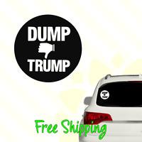 Not a Liberal republican democrat political car window vinyl sticker decal #194