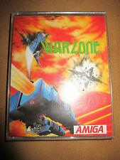 Gioco per Commodore Amiga WAR ZONE WARZONE - Boxed
