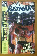 BATMAN (2004) #633 NM WAR GAMES 8 LAST ISSUE OF STORYLINE KEY HIGH GRADE COMIC 1
