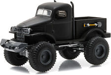 GREENLIGHT 1/64 BLACK BANDIT SERIES 1941 MILITARY 1/2 TON 4X4 DIECAST CAR 27840