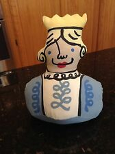POTTERY BARN KIDS CHESS QUEEN MICRO BEADS STANDS UP PLUSH PBK