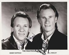 The Righteous Brothers   Autograph , Original Hand Signed Photo