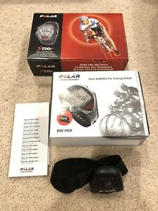 Genuine POLAR RS800CX, S720i, G3 Multi Sport Heart Rate Monitor Watch FOR PARTS