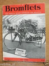 BRO6403-MOBYLETTE EEG,BATAVUS,RAI,AVAROS,SPARTA 1964,JAWA S22,HONDA 50,AVADA,MOF