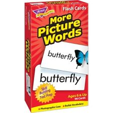 CARDS;FLASH;PICTURE WORDS