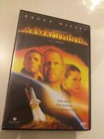 DVD ARMAGEDDON con bruce willis