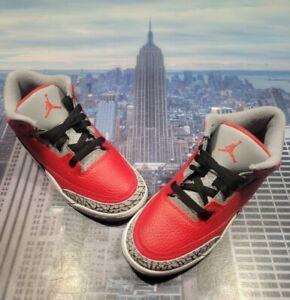 Nike Jordan 3 Retro SE Unite All Star Game PS PreSchool Size 13.5c CQ0487 600