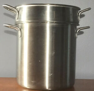 Vollrath 7 Qt Stainless Steel Double Boiler Set