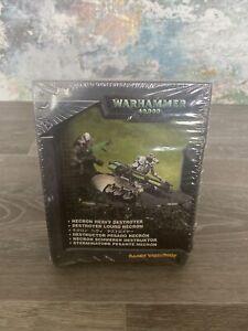 Games Workshop 40k Necron Heavy Destroyer (2005 Ed) Brand New Sealed (1)