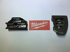 MILWAUKEE BELT HANGER & BIT HOLDER IMPACT DRIVER & DRILL 42-70-2653 43-72-0550