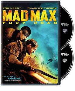 MAD MAX: FURY ROAD (2PC) / ...-MAD MAX: FURY ROAD (2PC) / ( (US IMPORT) DVD NEW