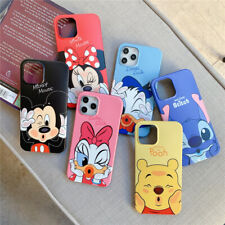 Cute Cartoon Soft Phone Case Cover For iPhone 11 12 Pro Max 6s 7 8 Plus XR SE XS