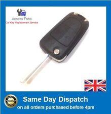Astra H/Zafira B Klappe Fernbedienung Schlüssel 2-tasten Vauxhall/Opel &