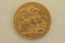 1914 Full Sovereign 22ct Gold Coin