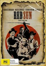 Red Sun R4 DVD Charles Bronson