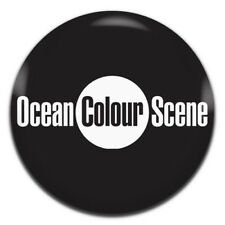 Ocean Colour Scene Band Rock Brit Pop 25mm / 1 Inch D Pin Button Badge