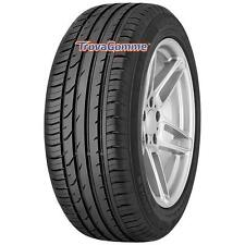 KIT 2 PZ PNEUMATICI GOMME CONTINENTAL CONTIPREMIUMCONTACT 2 XL FR AO 215/40R17 8