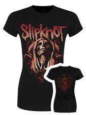 Slipknot T-shirt Evil Witch Women's Black