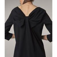massimo dutti back bow dress, Size Xs, $160
