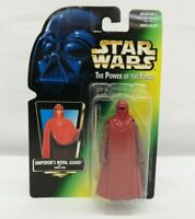 1997 STAR WARS Emperor's Royal Guard with Force Pike Power of the Force TY