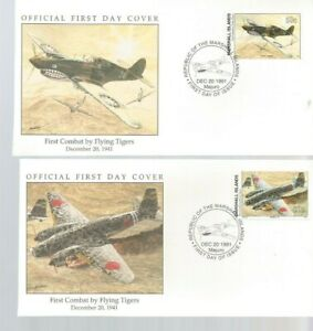 FLYING TIGERS COVERS